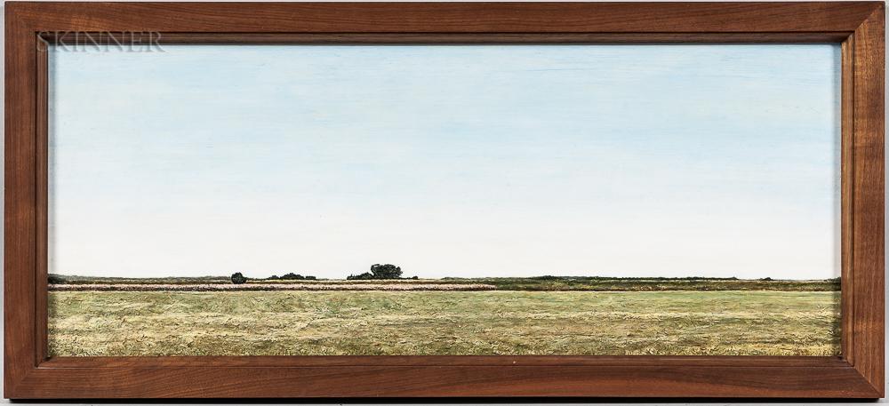 Mary Baker (American, b. 1961)      The Long Skyline