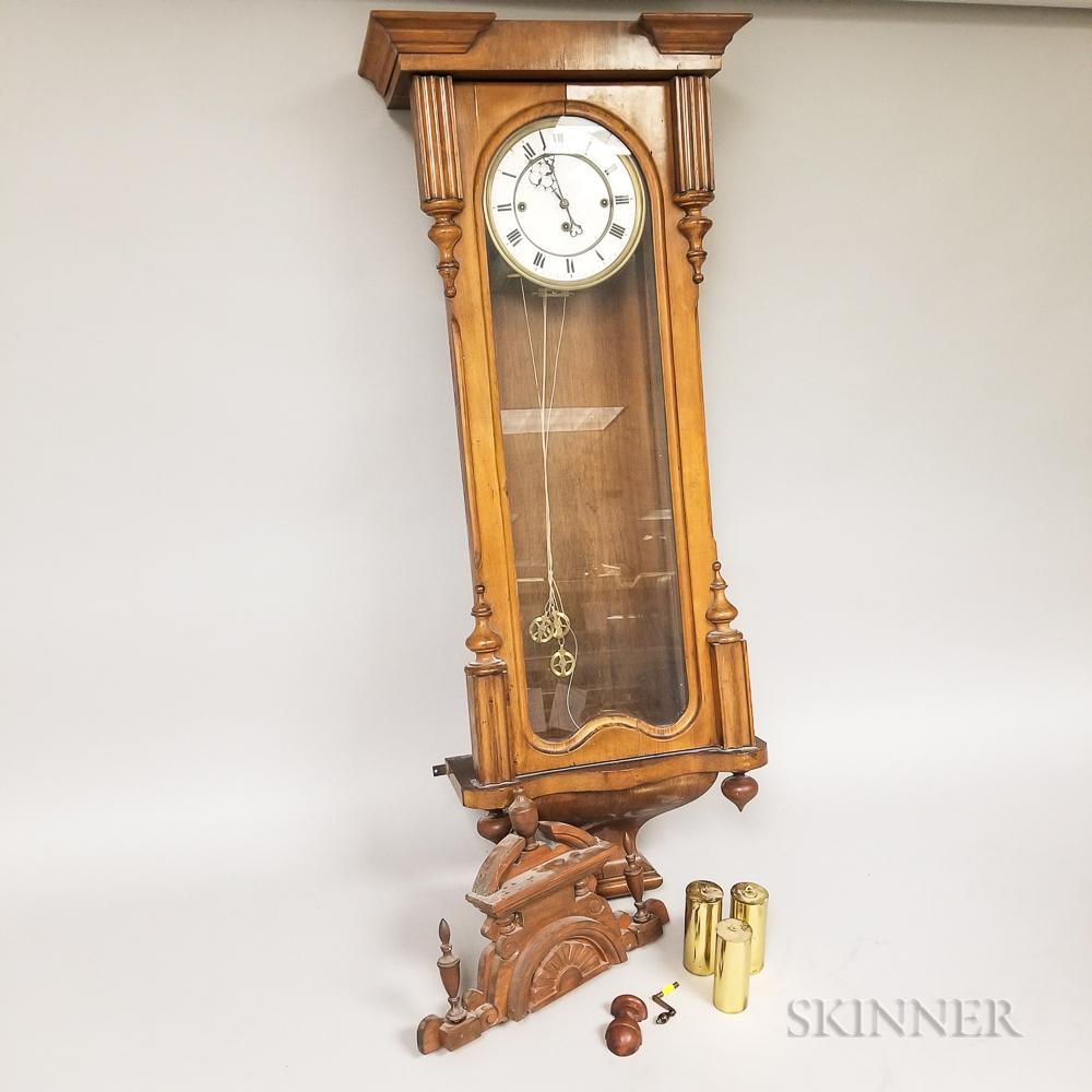 Grand Sonnerie Vienna Regulator