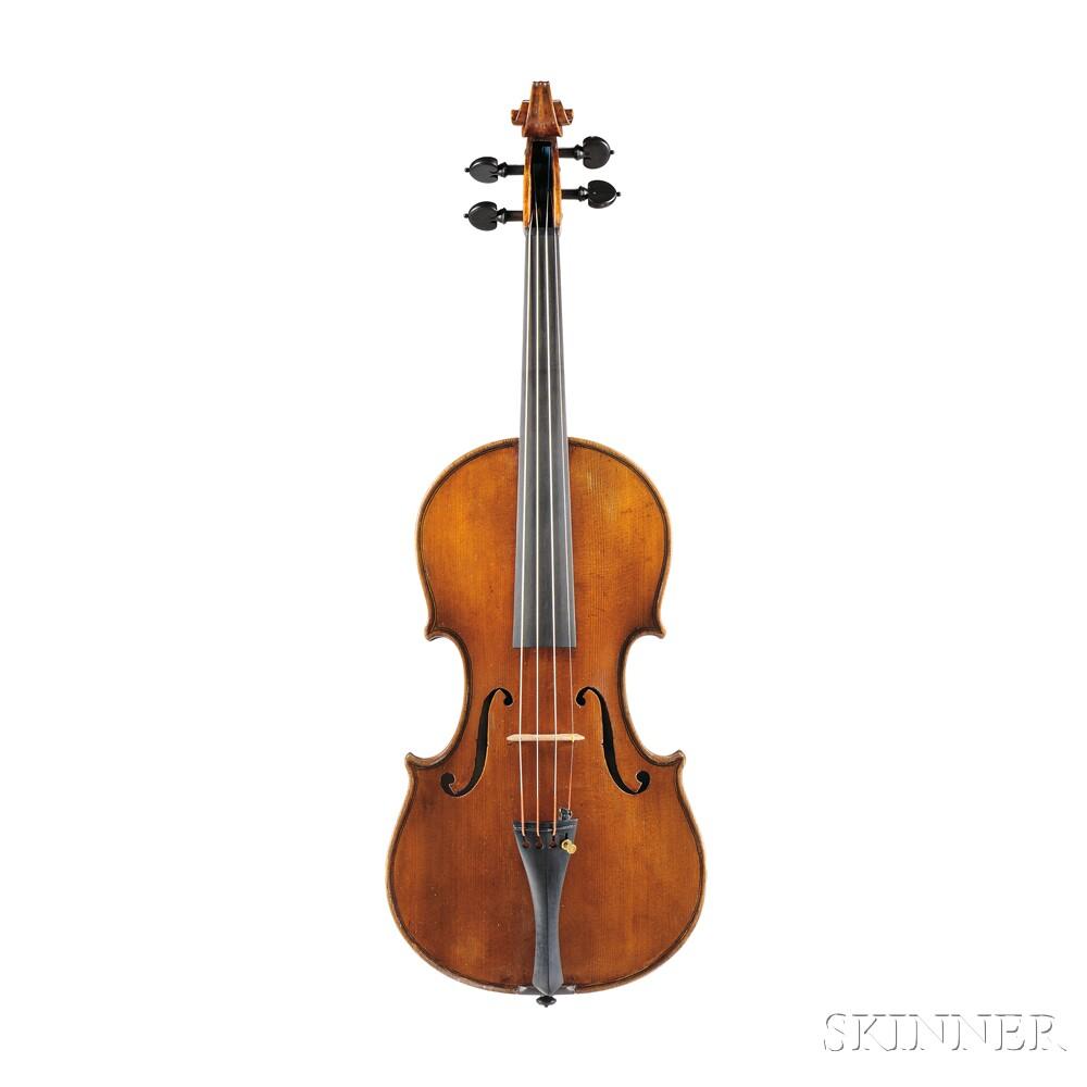 Modern Italian Violin, School of Antoniazzi, Milan c. 1900-10