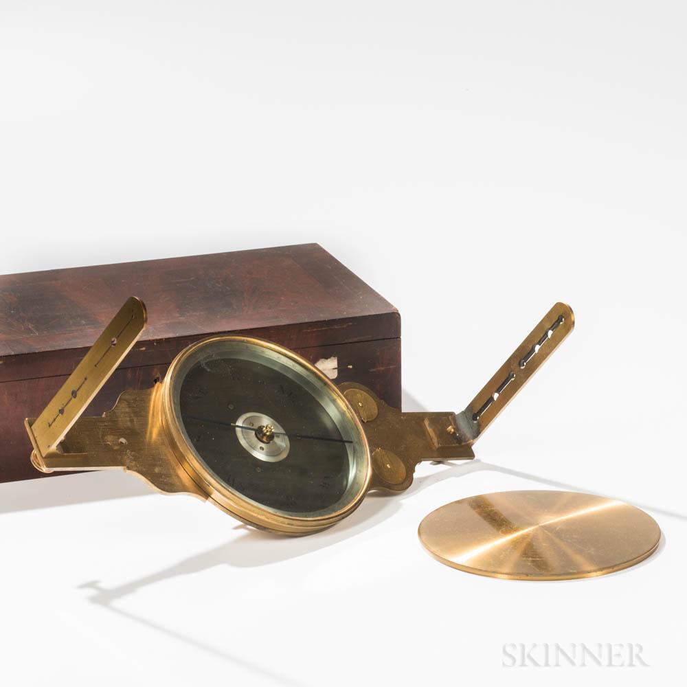 William Helfricht Surveyor's Compass