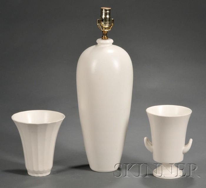 Three Wedgwood Moonstone Items