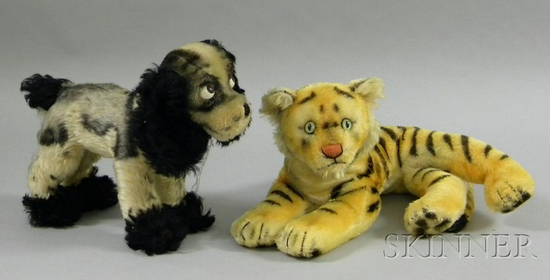 Two Steiff Animals