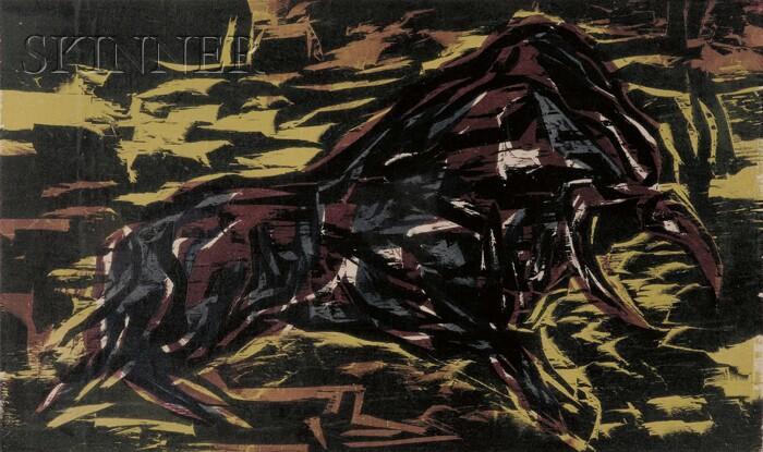 Philip Makanna (American, b. 1940)      Tanquito