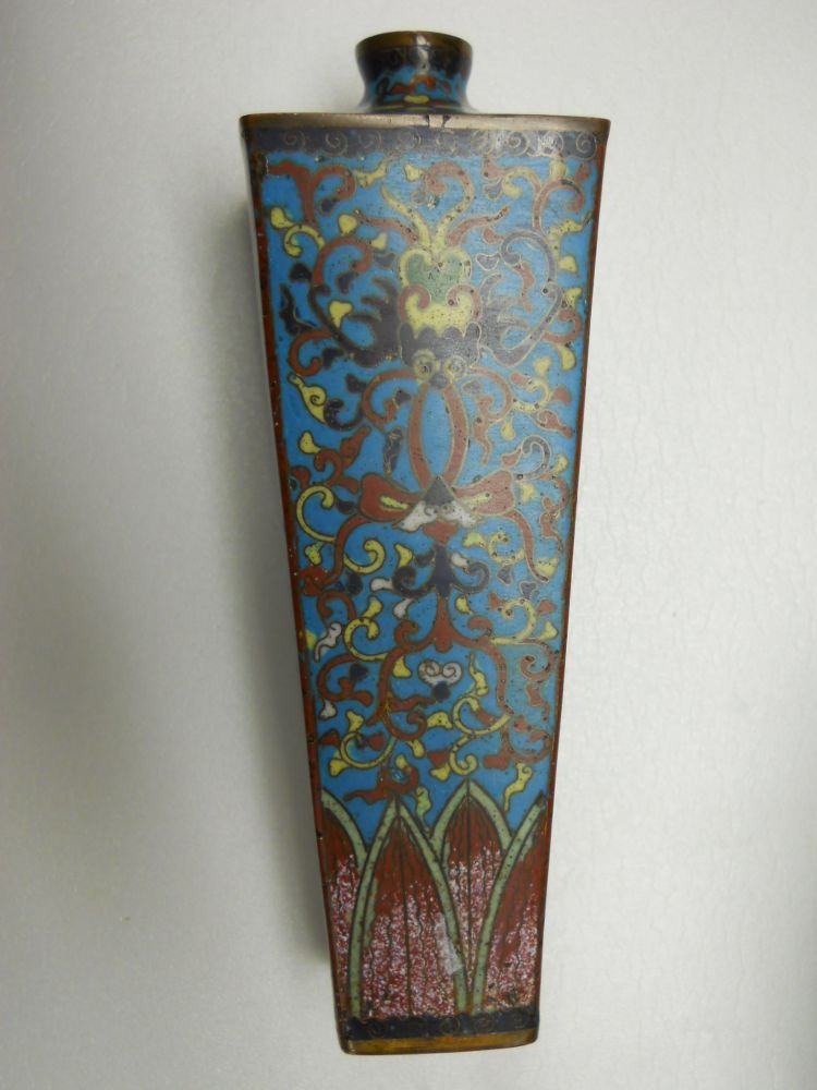 Small Cloisonne Vase