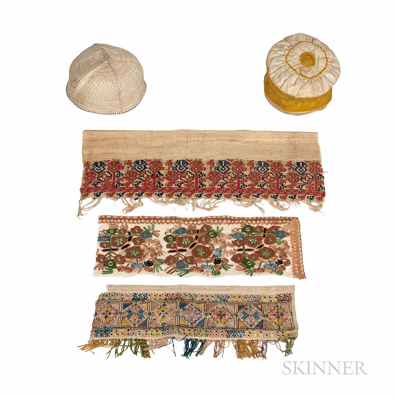 Five Balkan Embroideries