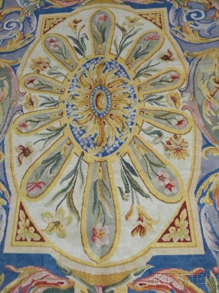 Savonnerie Style Carpet