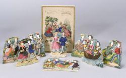 The Elegant Children Set of Paper Dolls
