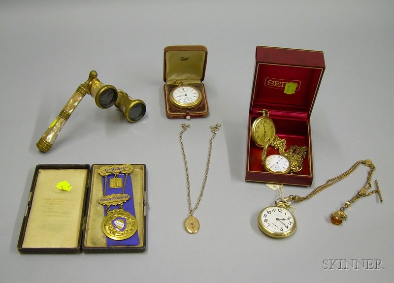 Assorted Estate Jewelry and Other Items