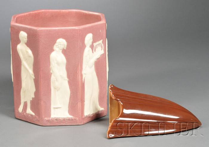 Weller and Roseville Pottery