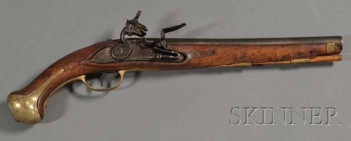 Flintlock Heavy Dragoon Pistol