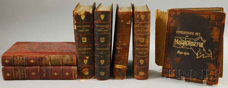 Biography, Eight Volumes: