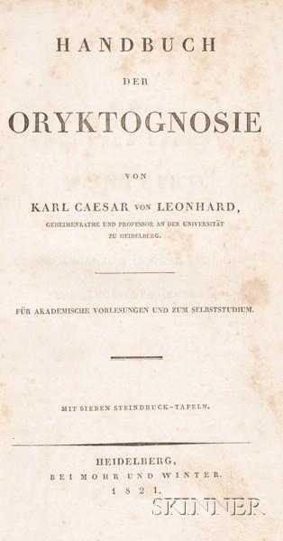 (Chemistry), Leonhard, Carl Caesar von (1779-1862)