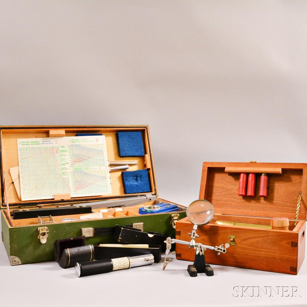 Five Scientific Instruments
