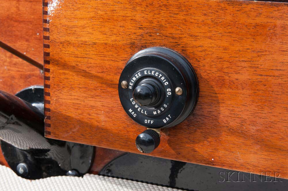 1909 Ford Speedster