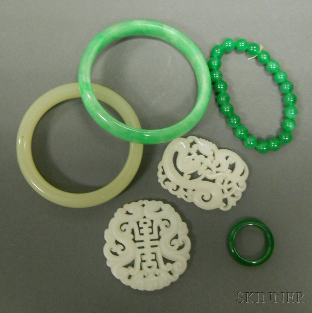 Group of Accessories