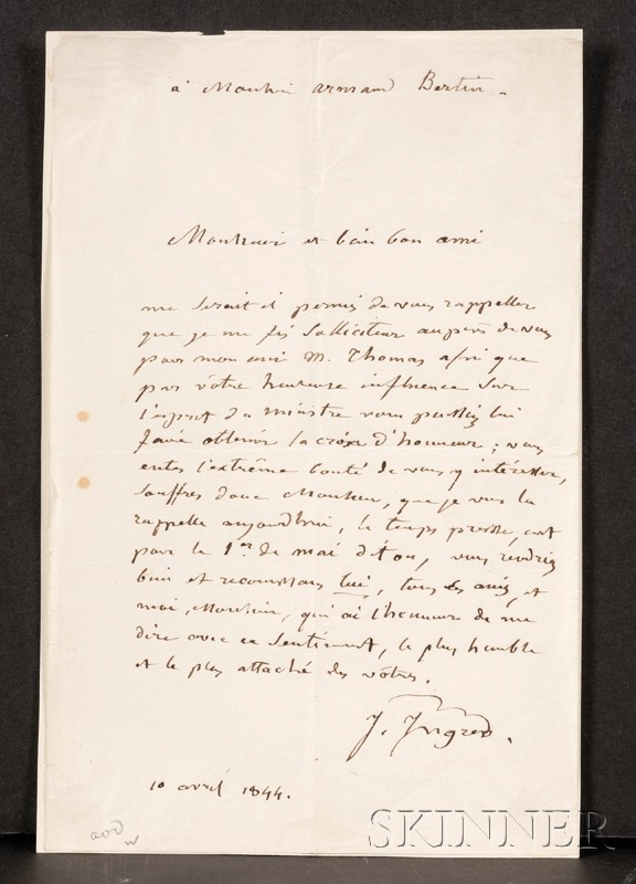 (Artist, French), Ingres, Jean Auguste Dominique (1780-1867)