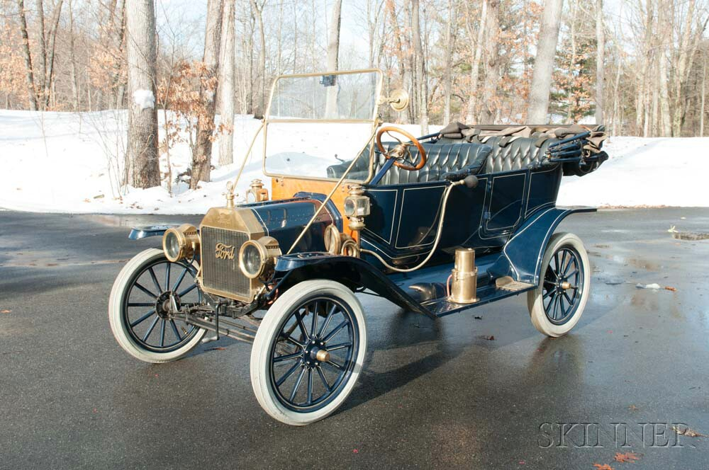 1912 Ford Touring Car