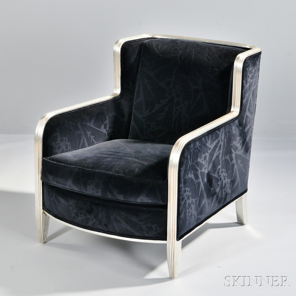 Interior Crafts Art Deco-style Club Chair