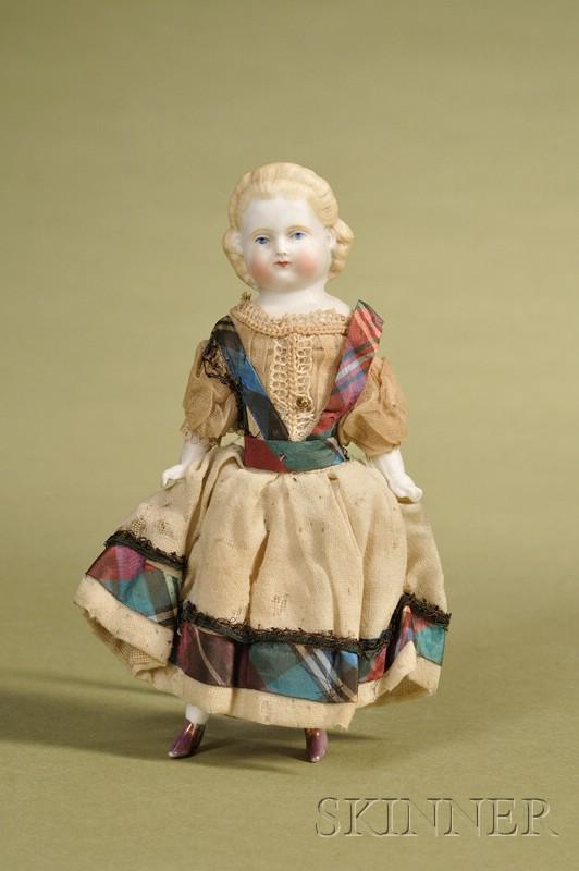 Parian Alice-type Child