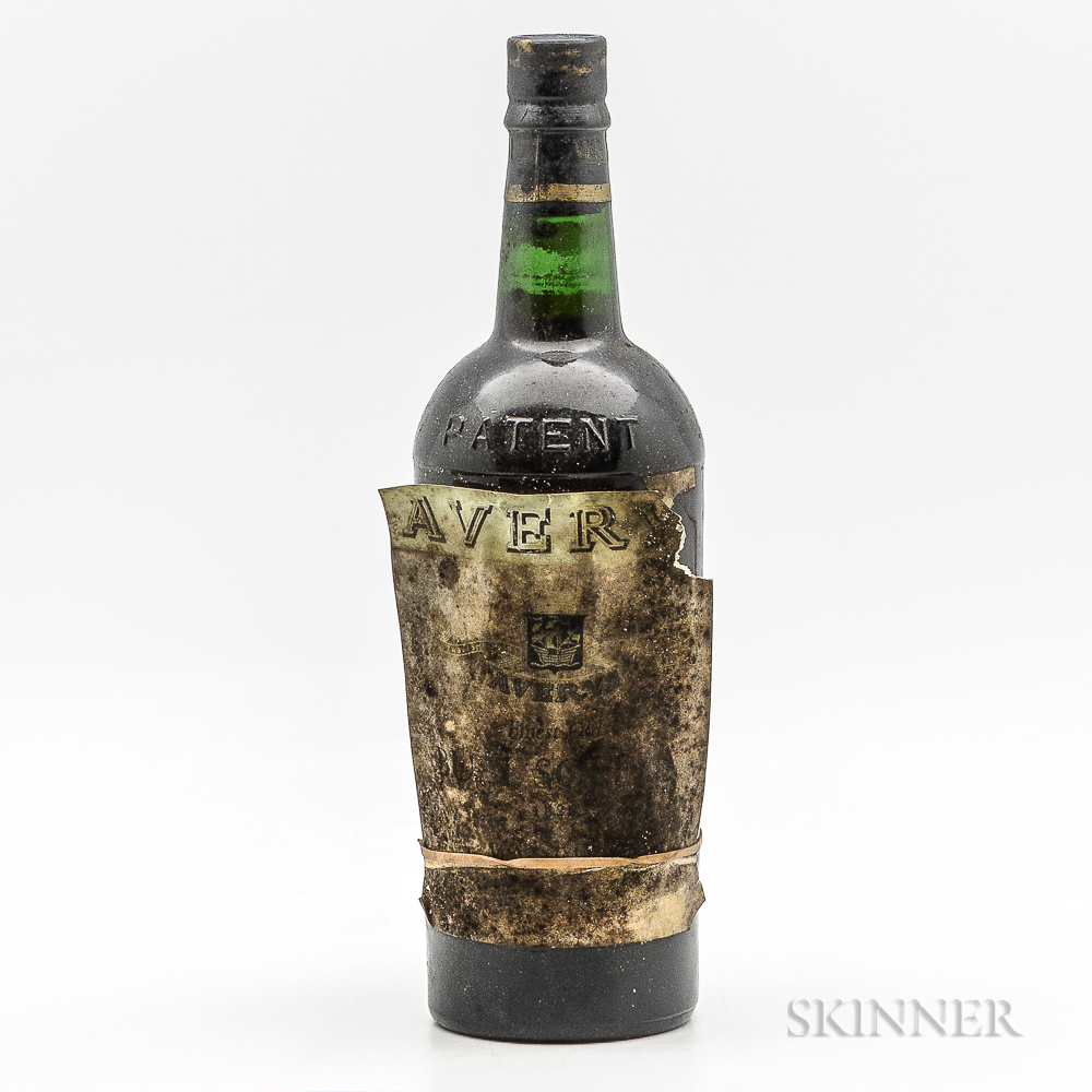 Averys Bual Solera Madeira 1826, 1 bottle