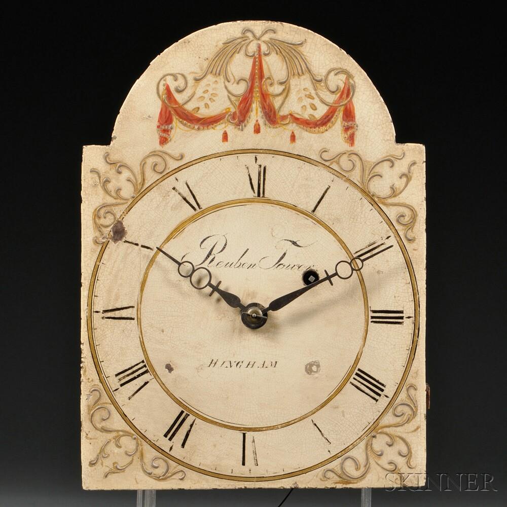 Reuben Tower Dwarf Clock