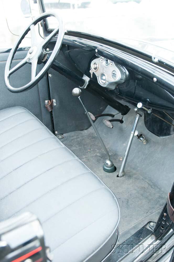 1931 Ford Model A Standard Roadster