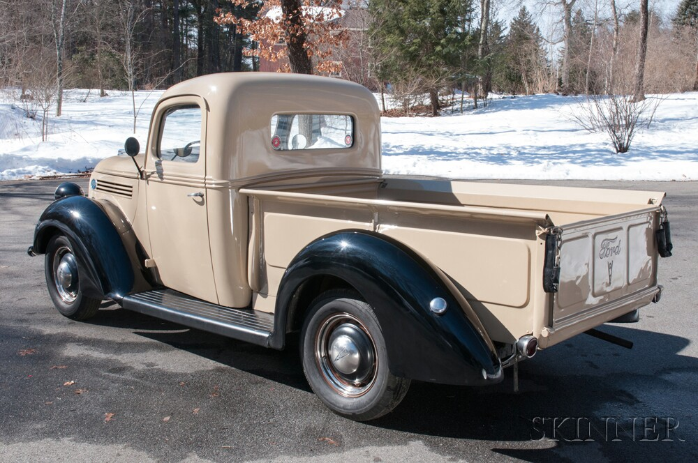 1939 Ford Pickup Truck