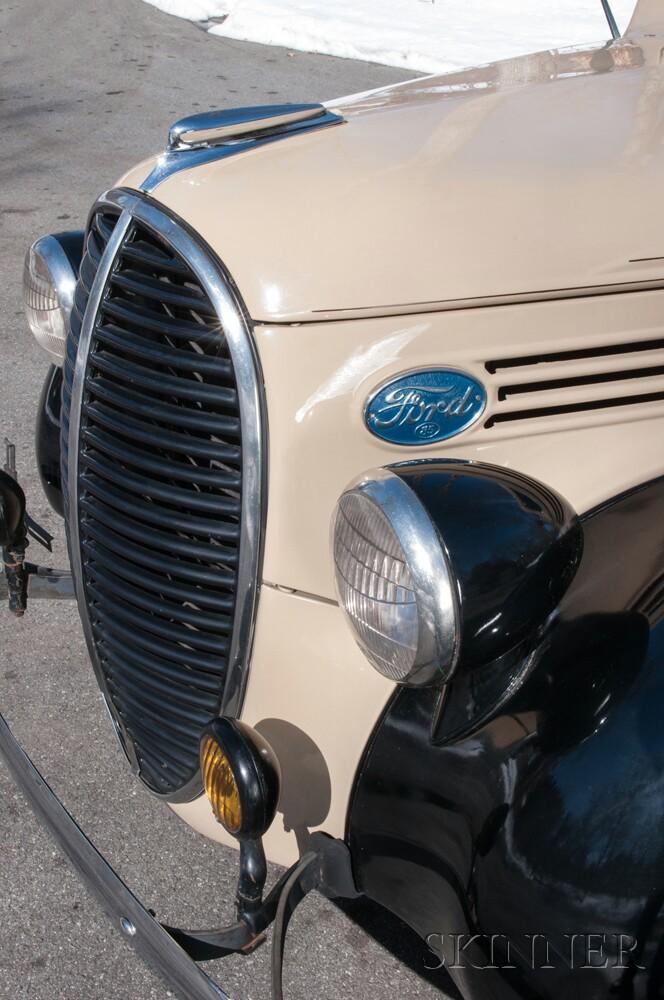 1939 Ford Pickup Truck Sale Number 3003m Lot 1 Skinner Rhskinnerinc: 1939 Ford Vin Number Location At Gmaili.net