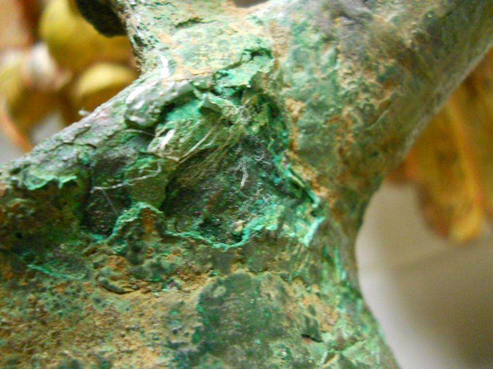 Bronze Jue   Wine Cup