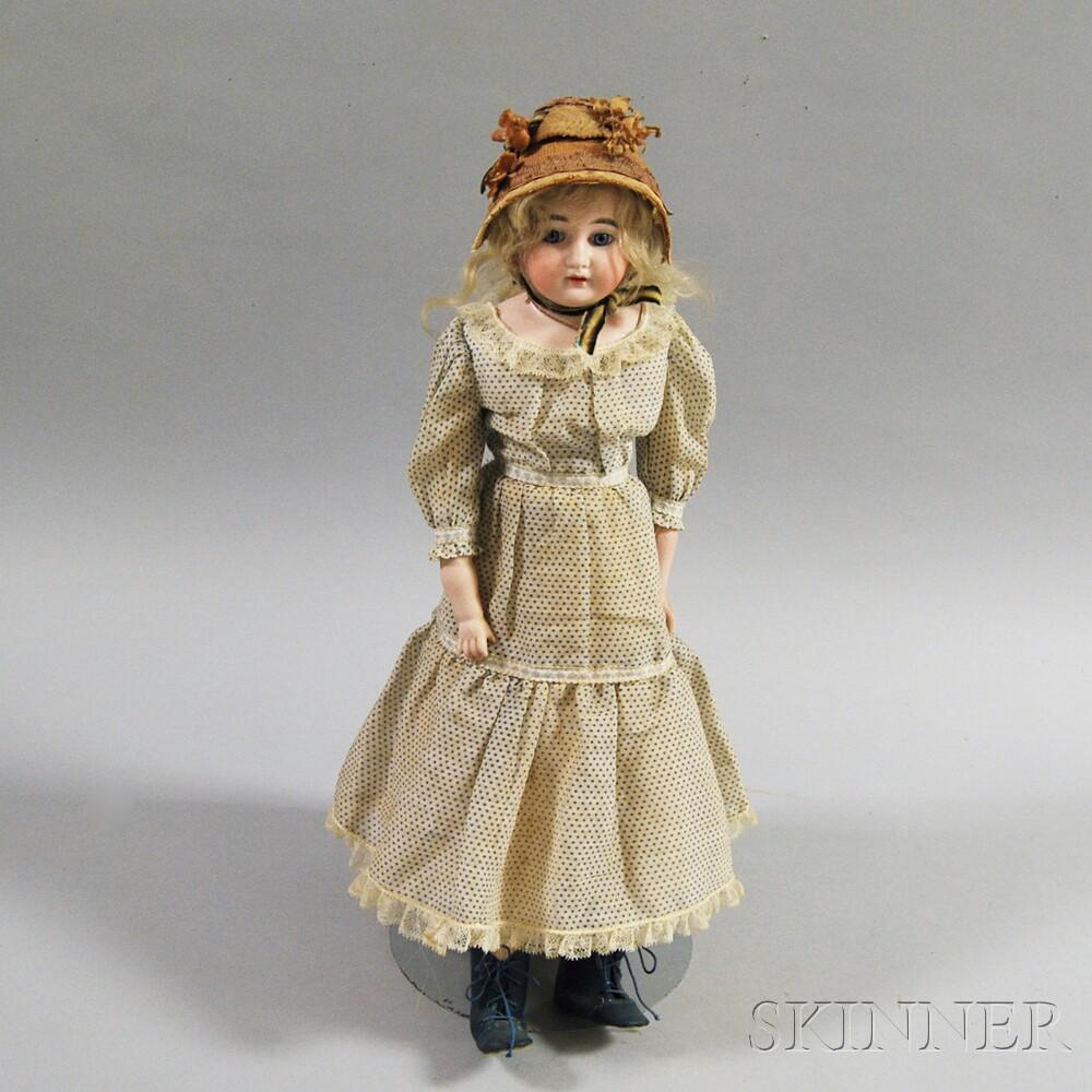 Four German Dolls