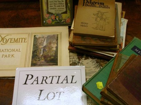 Group of 19th and 20th Century Books, Primers, Pamphlets, and Magazines.