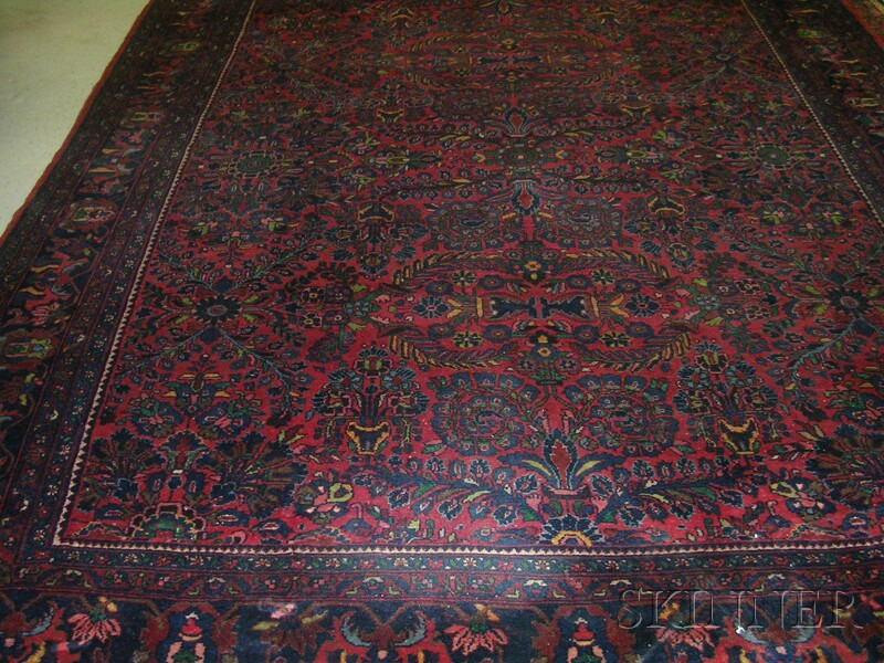 Bibikabad Carpet