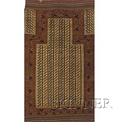 Baluch Prayer Rug,