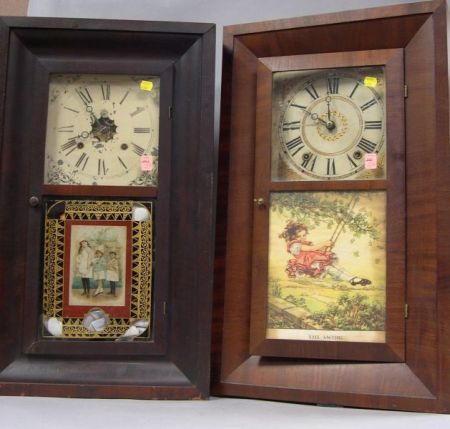 Clocks Shared by Other Visitors