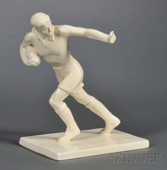 Wedgwood Alan Best Model of The Rugby Player