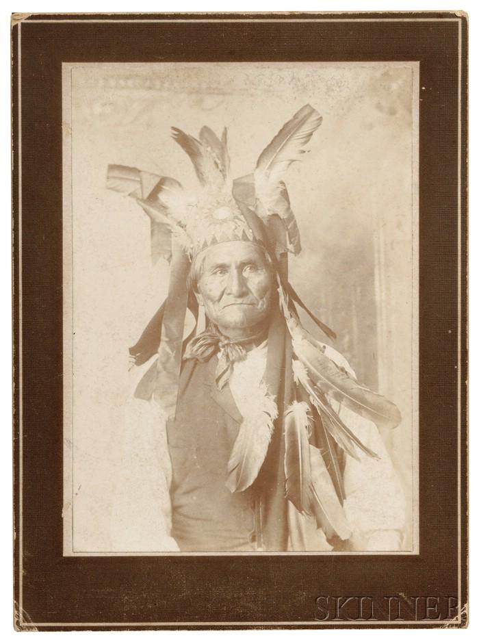 Photograph of Geronimo