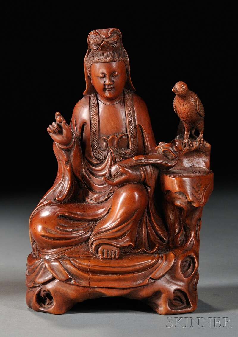 Rosewood Carving