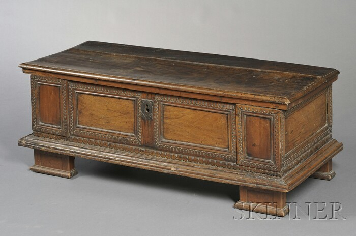 Continental Dower Chest