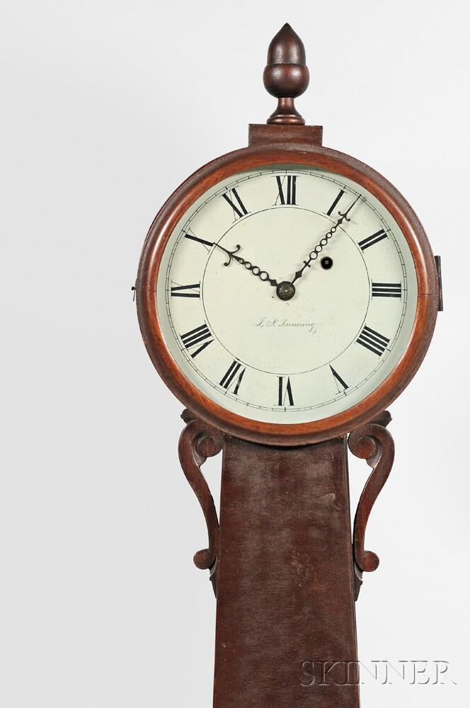 Joseph Nye Dunning Wall Clock