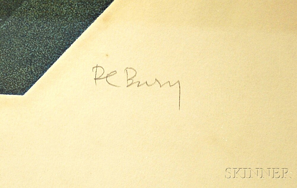 Pol Bury (Belgian, 1922-2005)      Untitled