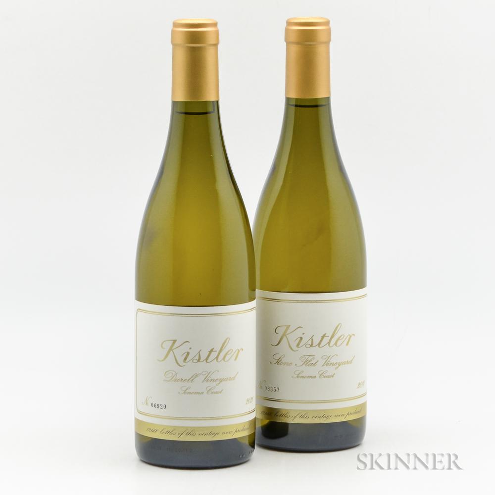 Kistler Chardonnay, 2 bottles