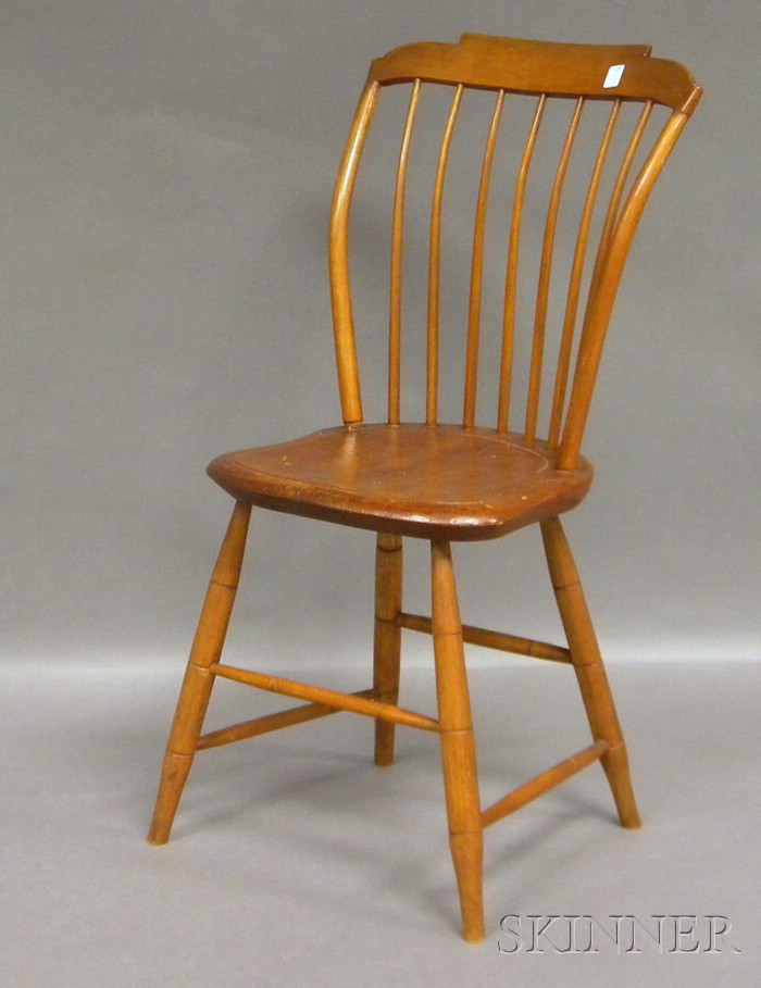 Windsor Stepdown Side Chair