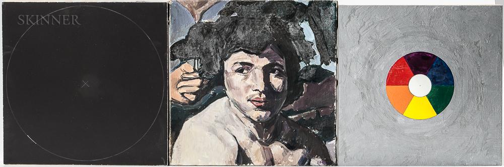 Elie Shamir (Israeli, b. 1953)      Dionysus