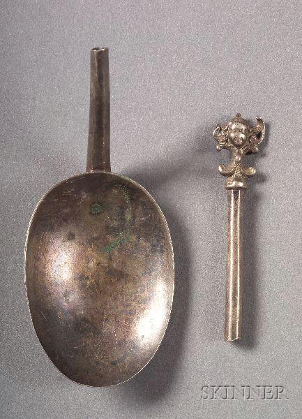Swiss Silver Spoon