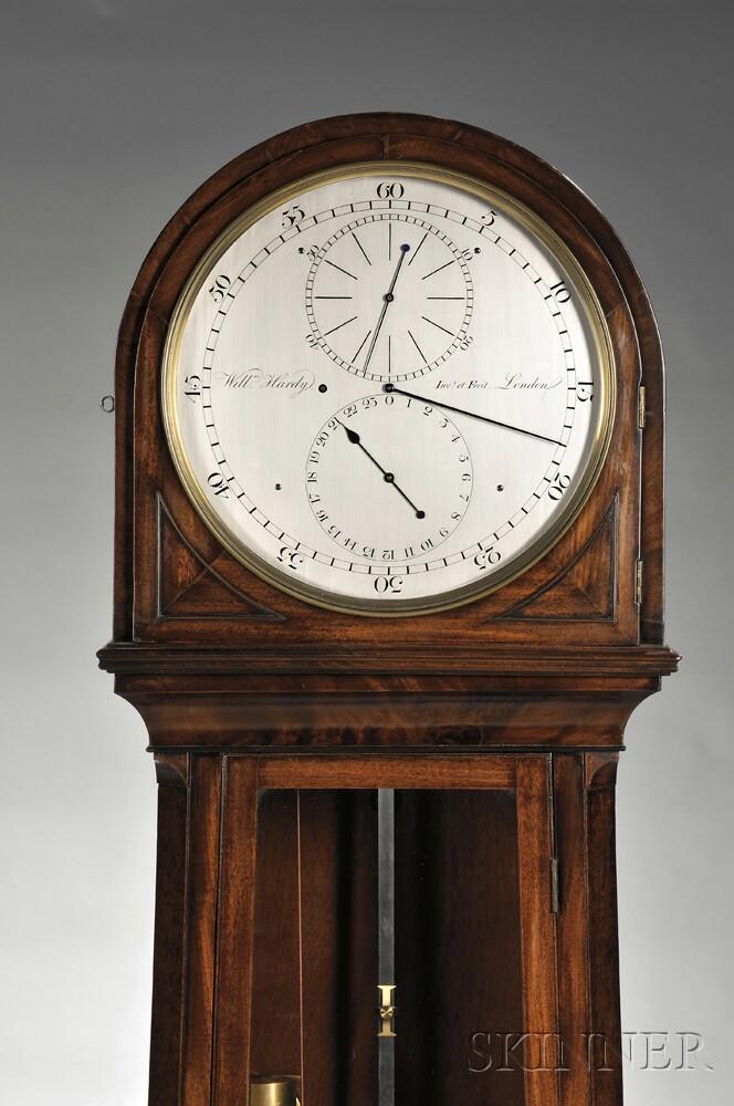 William Hardy Spring Pallet Observatory Regulator