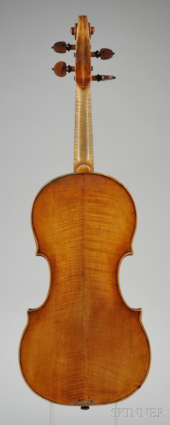 Italian Violin, Giovanni Grancino, Milan, c. 1690