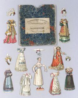 Bardbroben-Zimmer von Nationalanzugen (Wardrobe of National Costumes)
