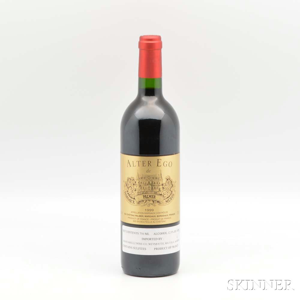 Alter Ego de Palmer 1999, 1 bottle