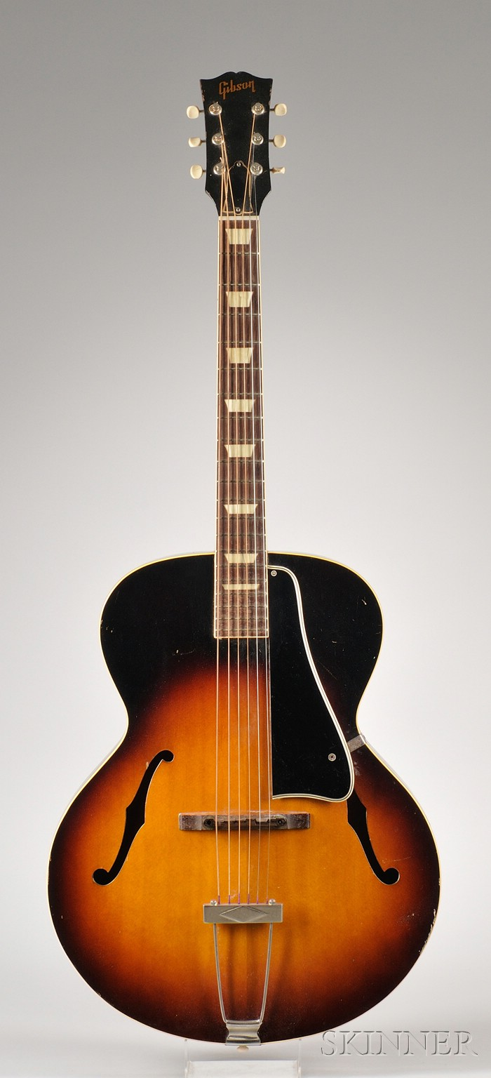 American Guitar, Gibson Incorporated, Kalamazoo, c. 1950, Model L-50