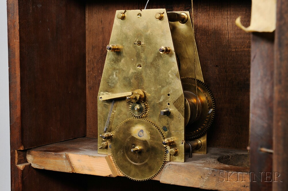 Levi Pitkin Wall Regulator